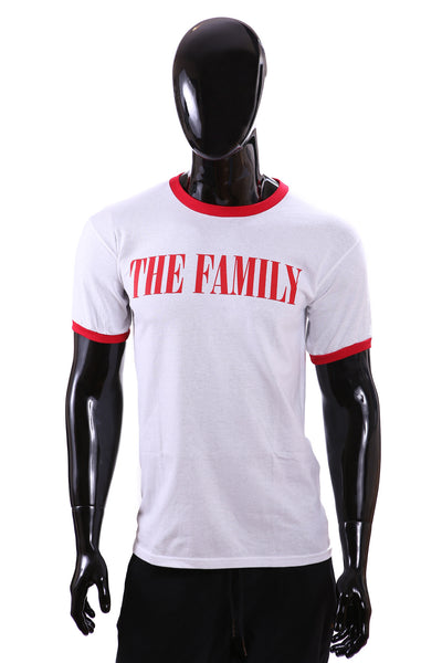"""The Family"" Classic Ringer T-Shirt"