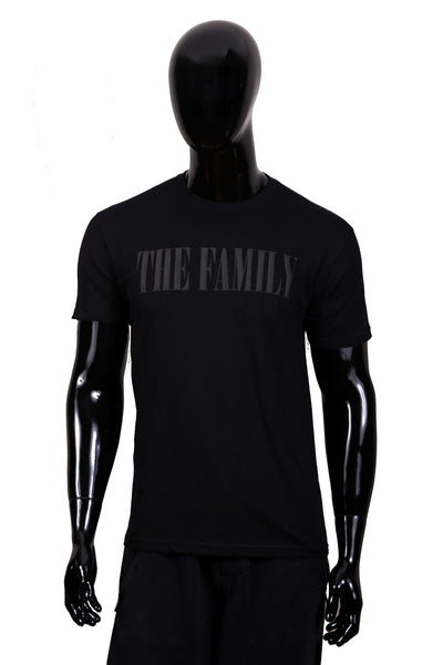 """The Family"" Classic T-Shirt (Black)"