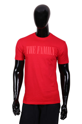 """The Family"" Classic T-Shirt (Red)"