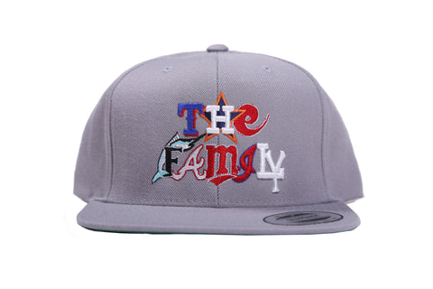 "The Family ""Baseball All-Star"" Snapback"