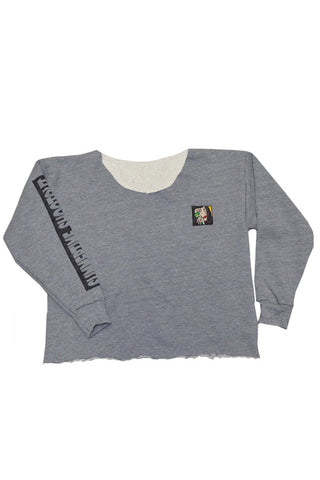 One Size Summertime Shootout 2 Crop Sweater