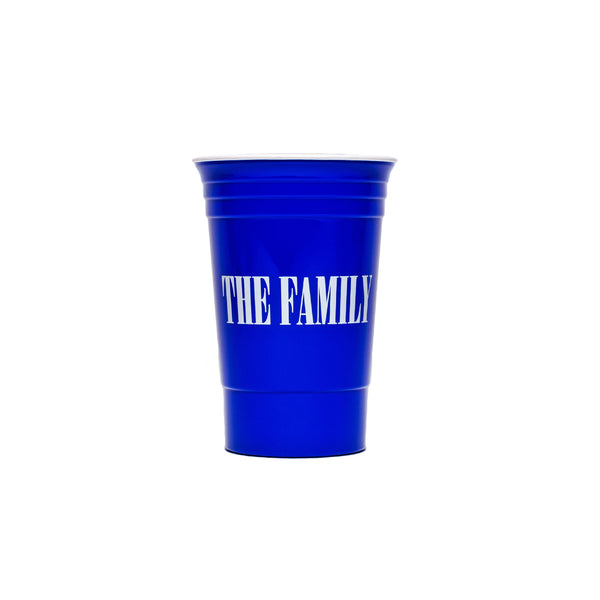 THE FAMILY CUPS (RED OR BLUE SET )