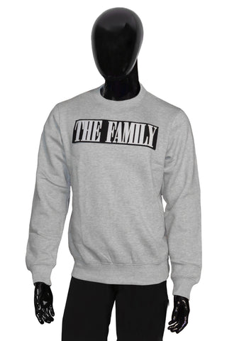 The Family Patch Sweater
