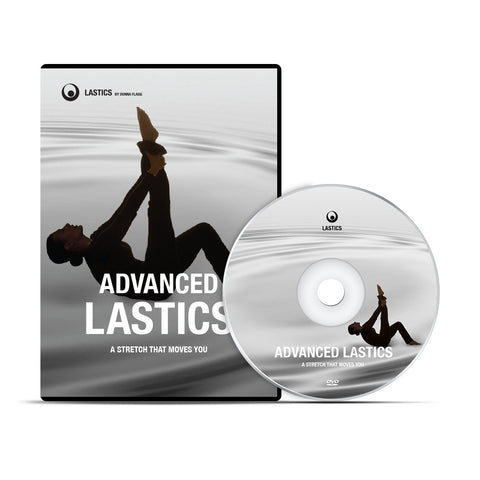 Advanced Lastics: A Stretch that Moves You -  DVD - LASTICS