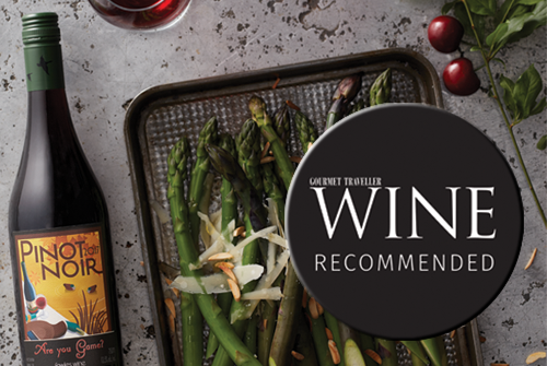 Are you Game? Pinot Noir - Best Buys Gourmet Traveller Wine