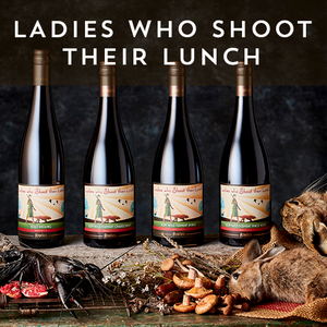 Ladies who Shoot their Lunch