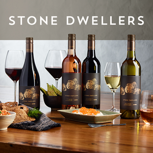 Fowles Wine Stone Dwellers Wine Range. Single Vineyard. Cool climate. Strathbogie Ranges.