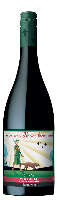 Ladies who Shoot their Lunch Magnum 2016 Shiraz