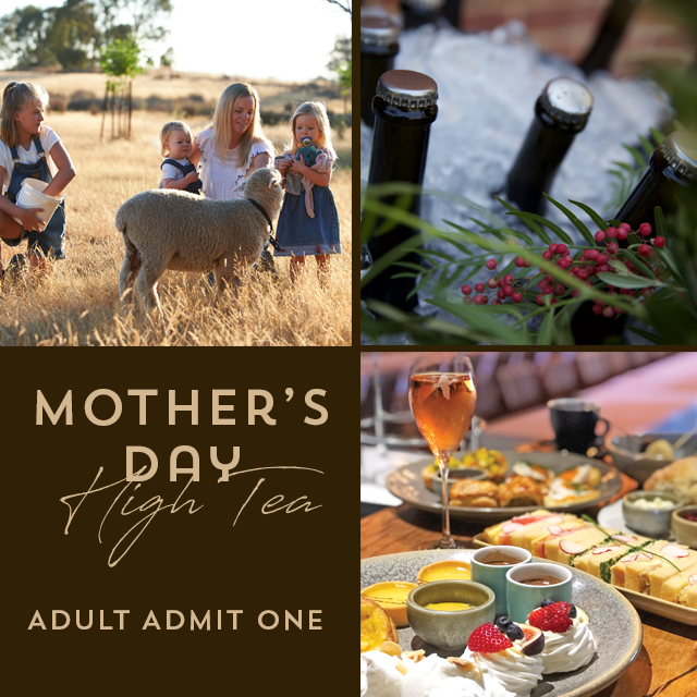Mother's Day High Tea Ticket