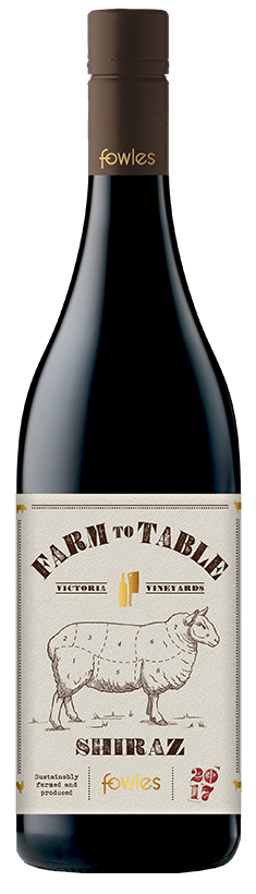 Farm to Table 2017 Shiraz