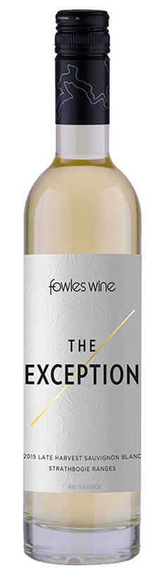 The Exception 2015 Late Harvest Sauvignon Blanc