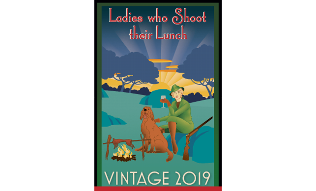 Ladies who Shoot their Lunch 2019 Poster