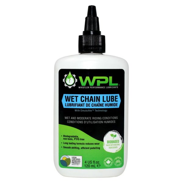Whistler Performance (WPL) ChainBoost Wet Chain Lubricant
