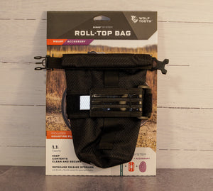 Wolftooth B-Rad Roll Top Bag