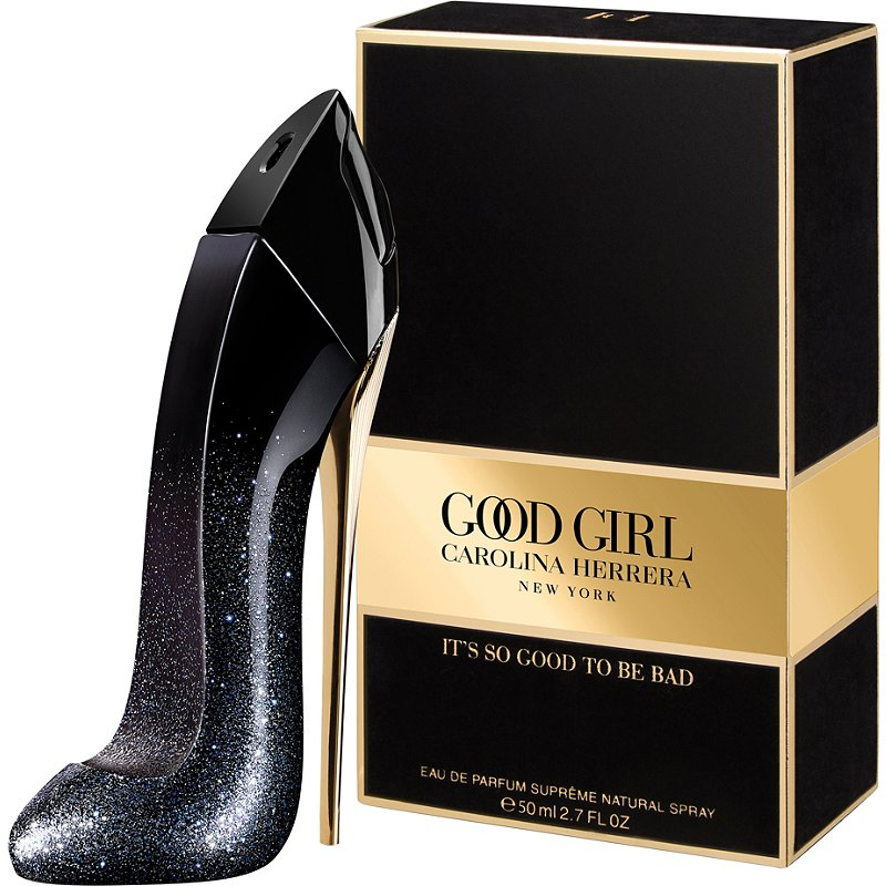 ORIGINAL BRAND Good Girl SUPREME by Carolina Herrera 2.7Oz