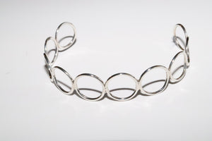 100% Sterling .925 Silver Thin Thin Bracelet Made Specially For You