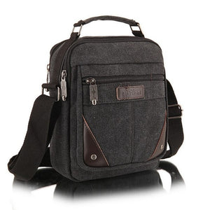 2020 Men's travel bags cool Canvas bag fashion men messenger high quality