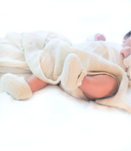 Load image into Gallery viewer, Deluxe Cashmere Baby Blanket Set