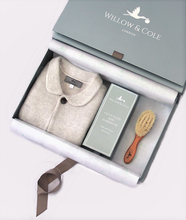 Load image into Gallery viewer, Luxury Cashmere and Baby Brush Gift Set