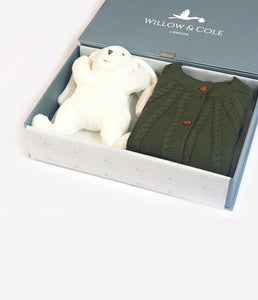 Juniper and Beatty New Baby Gift Set