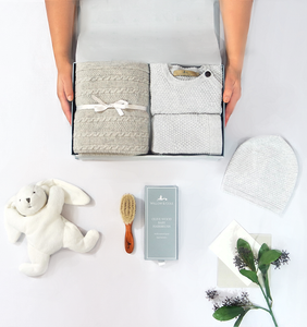 Luxury Newborn Unisex Gift Set