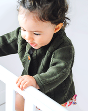 Load image into Gallery viewer, Beautiful Baby Girl Cardigan