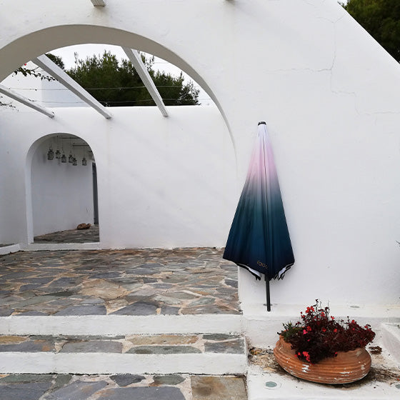 ROSÉE PARASOL DE BALCON KLAOOS OUTDOOR DESIGN MUST HAVE