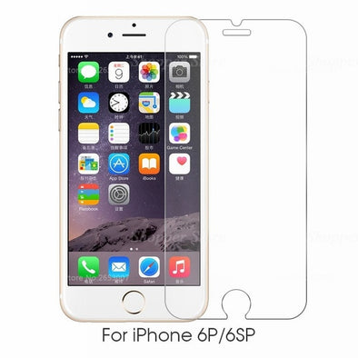 Tempered Glass For iPhone (Multi Options Available)