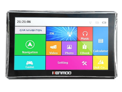 7 inch HD Car GPS Navigation