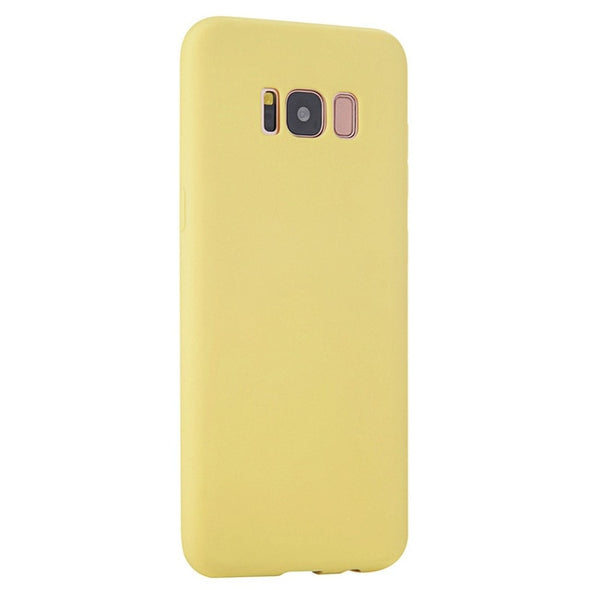 Silicone Case for Samsung (Multi Options Available)