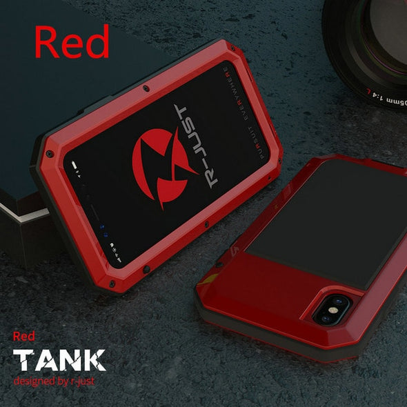 Heavy Duty Protection Armour Phone Case for iPhone (Multi Options Available)