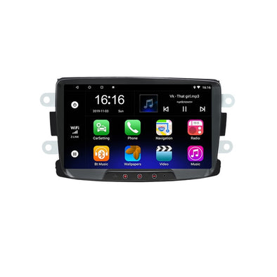 Wetowe 7 inch Car GPS Navigation with Bluetooth