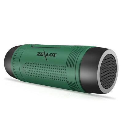 Waterproof Outdoor Bluetooth Speaker with FM Radio