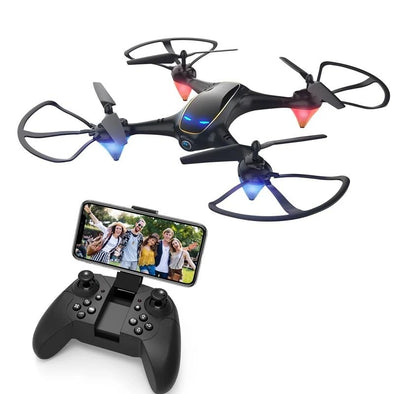 Eachine E38 WiFi FPV 4K Camera Optical Flow 1080P HD Dual Camera Drone