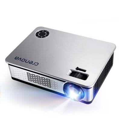 CRENOVA 4300 Lumens Video Projector For Full HD 1920*1080 With WIFI and Bluetooth
