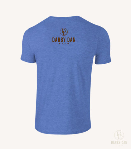 Kentucky Bourbon Shirt, Kentucky Horse T-Shirt, Darby Dan Farm