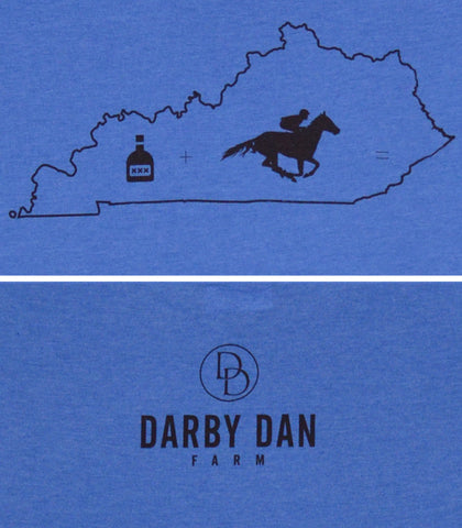 Kentucky, Darby Dan Farm, Horse Racing, Derby T-Shirt, Bourbon Shirt