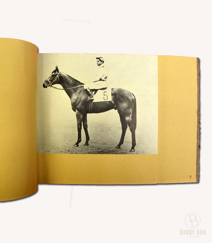 Ribot Stallion Brochure - 1959