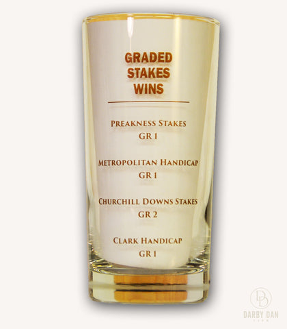 Shackleford Ltd. Edition Derby Glasses