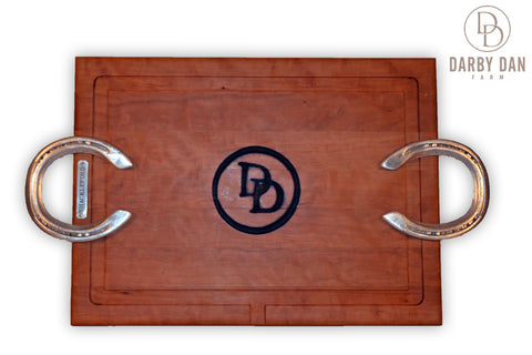 Shackleford, Darby Dan Farm, Custom Cutting Board