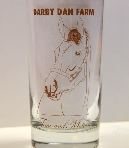 Time and Motion Ltd. Edition Derby Glasses