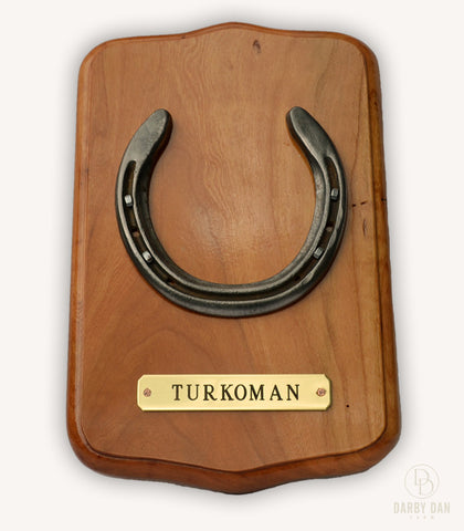 Turkoman - Mounted Shoe