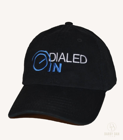 Dialed In Twill Hat