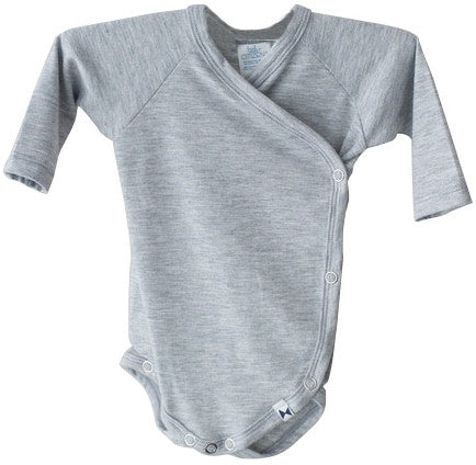 LIGHT GREY ONESIE
