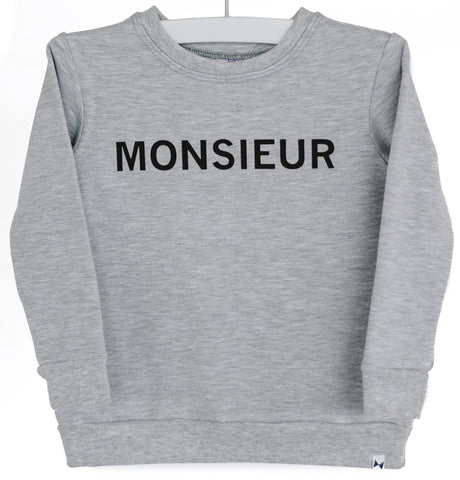 MONSIEUR SWEATSHIRT