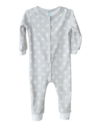 SOFT GREY STARS SLEEPER
