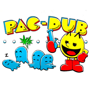 Pac-Dub Sticker