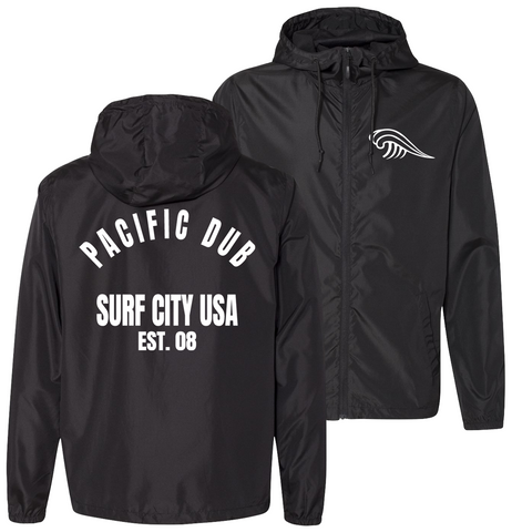 Limited Edition Surf City Windbreaker Pre-order