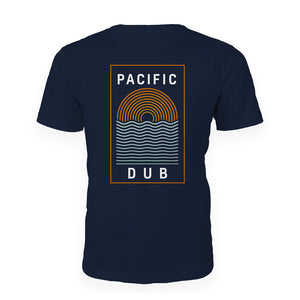 Sunrise Tee (Navy)