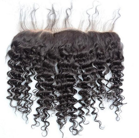 Deep Curly 13X6 Frontal